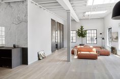 SoHo Loft by Nusla Design
