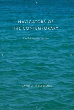 Navigators of the Contemporary #cover #editorial #book