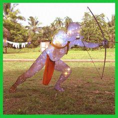 Photos - Google+ #imperfectionist #archery #tribal #sacramento #moniker #stars #odd #collage #green