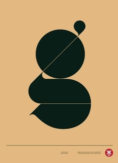 Buamai - G #poster #typography