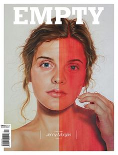 Empty Magazine — Empty Issue Twenty #cover #illustration #magazine
