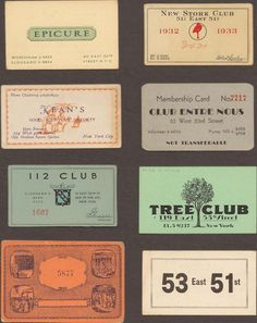 SpeakeasyCardFinal #speakeasy #cards #vintage #business
