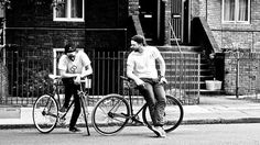 Firmlocke SS12 #bikes #blackwhite #fixed #photo #london #tshirt #photography #summer #street #fashion