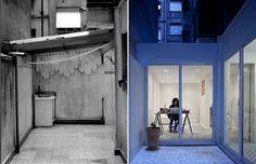 0e1 arquitetos: apartamento da atriz #architecture