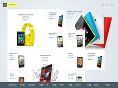 UI/UX Works by Julien Renvoye | Abduzeedo Design Inspiration #ui