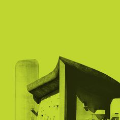 Le Corbusier #color #architecture #image