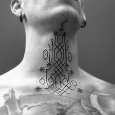 Statigram – Instagram webviewer #white #black #people #tattoo #and #neck