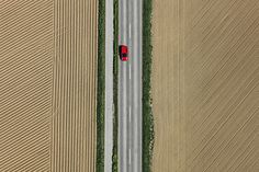 by Aerial Photography