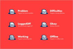 AngryFile-online-backup-storage-icon-logo-design-branding-identity-graphics-4 #icon #picto #character