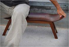 Nollie Flip Stool #design #product #industrial #craftsmanship #engineering
