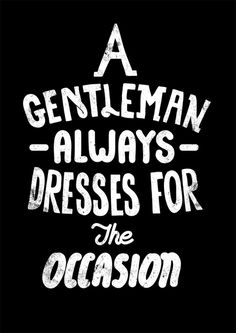 Gentlemen Films #always #gentleman #a