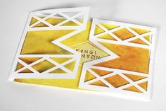 Kings Canyon - Brenna Signe #graphic design #logo #direct mail