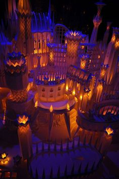 Paper Craft Castle1 #paper #castle #art #craft