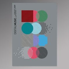 FFFFOUND! #geometric #poster