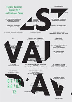 Poster #typography #type #poster
