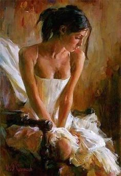 Paintings by Michael and Inessa Garmash | Cuded