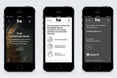 h/e by Atto #website
