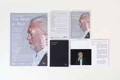 Pigeon Theatre #theatre #flyer #identity #poster #passport #programme #booklet #editorial #grey