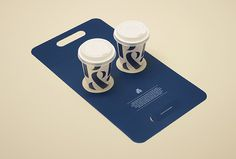 Pablo & Rusty's by Manual #coffee #cups #holder
