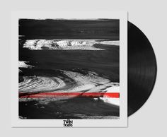 www.tomsears.me | Twin Tigers Album artwork 2013. Collaboration with Elena Miska #album #sears #white #red #miska #black #artwork #tigers #vinyl #tom #art #twin #elena