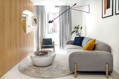 Small Studio Apartment by Interurban - InteriorZine