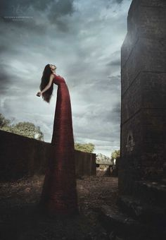 Unfreedom: Fine Art Portrait Photography by Victoria Krundysheva