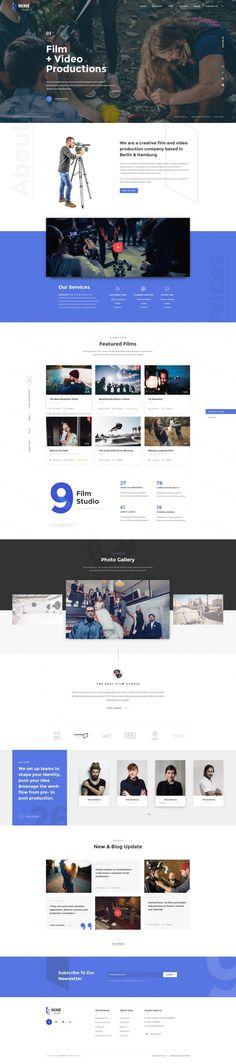 Nine Studio – An Amazing & Exquisite Film Maker