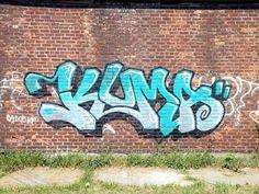AHONETWO #grafitti #kuma