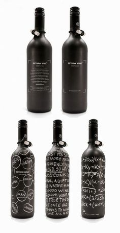 Rethink Wine | packaging #packaging #rethink #wine