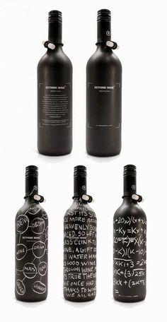 Rethink Wine | packaging #packaging #rethink #wine