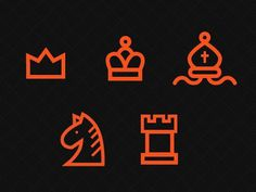 Dribbble - Attack of the squid bishop by Fuzzco™ #icons