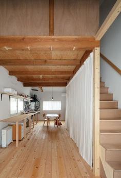 Nakazaki Residence by Coil Kazuteru Matumura Architects