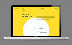 Benham #yellow #minimal #map #dot