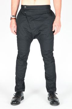 Asymm Drop Pant Song For The Mute #menswear #pants