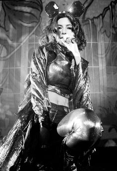 Marina and the Diamonds by Zac Mahrouche