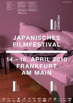 Swiss #Design for a Japanese Film Festival