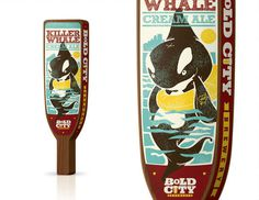 Killer Whale Cream Ale