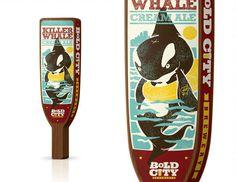 Killer Whale Cream Ale