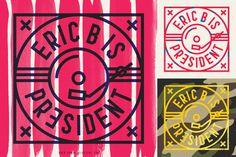 Eric B is President #hiphop #oldschool #ericb