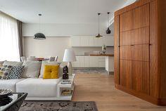 Inspirational Traveler's Apartment by Studio Goodnova – Godiniaux - #decor, #interior, #homedecor, home decor, interior design