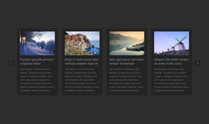 Horizontal news carousel html Free Psd. See more inspiration related to Template, New, News, Carousel, Html and Horizontal on Freepik.
