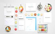 Black*Eiffel: Elegant Macarons : Theurel & Thomas