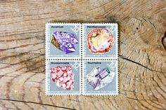 Design Work Life » cataloging inspiration daily #stamps #gems