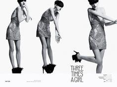 Three Times A Girl | Volt Café | by Volt Magazine