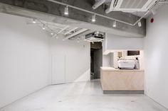 AWAJI by SNARK #interior #minimal #cafe #leibal
