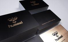 Hummel plastic cards by: www.onad.dk