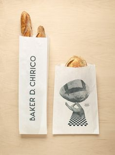 Baker D. Chirico | Design Graphique #packaging #logo #identity #branding