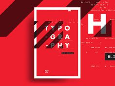 Typography by Emily Xie