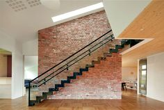 ZEB Pilot House with Integrated Sustainable Solutions -  #architecture, #house, #home, home, architecture, #stairs