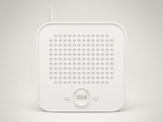 Vintage radio icon with antennas Free Psd. See more inspiration related to Vintage, Icon, Radio, Psd, Material, Horizontal, Psd material and Antennas on Freepik.